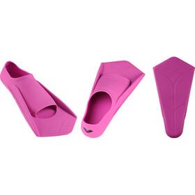 arena Powerfin Flippers pink-black